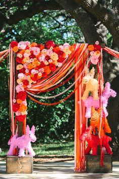 Party fiesta theme cinco de mayo 61 ideas for 2019 Wedding Canopy, Wedding Ceremony, Wedding Pinata, Party Canopy, Wedding Venues, Wedding App, Party Wedding, Wedding Stationery, Diy Wedding