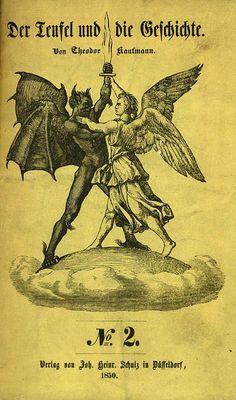 az embernek két oldala van az angyali a jó és a rossz naponta harcolnak értünk