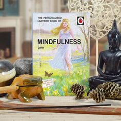 Personalised Ladybird Book of Mindfulness Mindfulness is the new hobby thats sweeping the nation, and this book will do its best to explain what it actually is! Written in the style of the childrens books we all loved, this delightful little  http://www.MightGet.com/january-2017-13/personalised-ladybird-book-of-mindfulness.asp