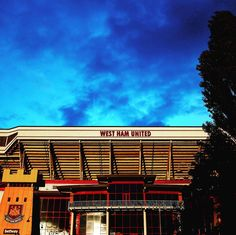 The Boleyn Ground hosts the last game of Matchweek West Ham v Newcastle. Can the Hammers replicate their away form at home? Last Game, West Ham, Newcastle, Premier League, Canning, Park, Building, Instagram Posts, Home
