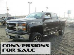 2014 Chevy Silverado 1500 Southern Comfort Lifted Truck