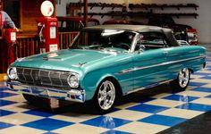 1963 Ford Falcon Futura Convertible