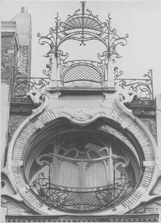 Victor Horta Maison du Peuple - Cerca con Google