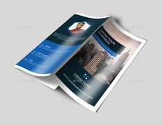 Company Business Tri fold BrochureTemplate by Bismilla_work | GraphicRiver