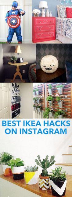 October's best IKEA hacks via IKEA Hackers