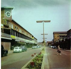 Old Corby Towncentre