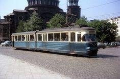 Трамвайни мотриси Космонавт | Зелените трамваи търсят своя дом Train, Bulgaria, Strollers