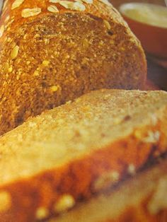 Diabetic -Friendly Crunchy Whole-Grain Bread