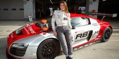 Cyndie Allemann to race Audi in Japan. Photo by Motorsport.com.