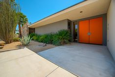Mid Century in Rancho Mirage