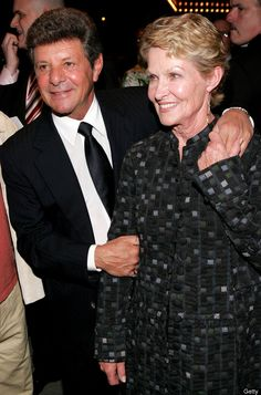 Frankie Avalon and Kay Diebel, married since 1963