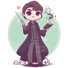 Omg its tom riddle (young voldemort) XD Harry Potter Disney, Fanart Harry Potter, Harry Potter World, Arte Do Harry Potter, Cute Harry Potter, Theme Harry Potter, Harry Potter Drawings, Harry Potter Pictures, Harry Potter Wallpaper
