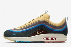 09af7daa30d Sean Wotherspoon Nike Air Max 1 97 End Clothing Restock Best Sneakers