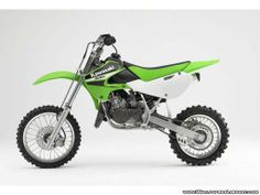 Kawasaki KX65 Wallpaper