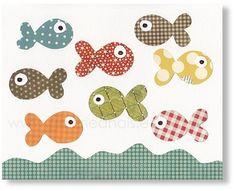 peixinhos fofos