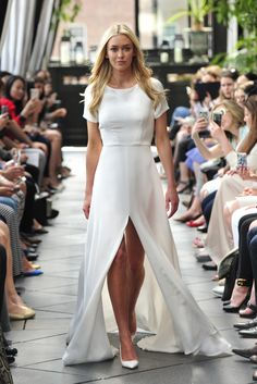 Sarah Seven Bridal Spring 2016 [Premium]