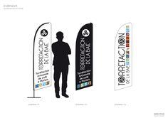Miniflag - Torrefaction de la Baie (Design Owen Poho)