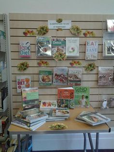 Banstead Library invite their readers to try some 'fresh' recipe ideas!