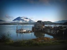 """Tofino on Victoria Island, BC, Canada. """"All we could hear was the tide. Heaven on earth"""""""