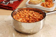 Cheesy Mexican Rice (6 smart points)