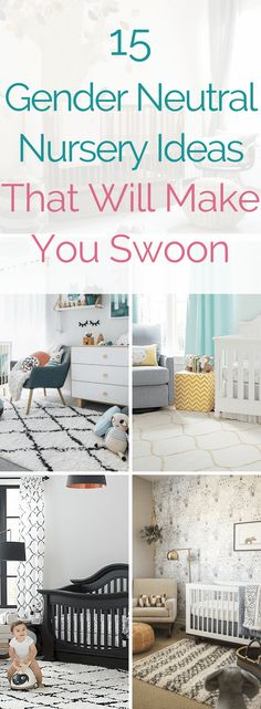 Ready to start decorating for your new baby? Fall in love with these gender neutral nursery ideas and let them inspire the nursery of your dream! #nursery   Gender Neutral   Nursery   Themes   Colors   Ideas   Decor