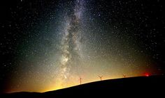 Stunning photographs lit up with Perseid meteor shower #DailyMail