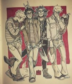 The Marauders by MAYLO