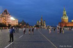 A Praça Vermelha e Eu   ZigadaZuca