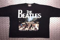 Camisetas de los Beatles #camiseta #friki #moda #regalo