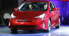 Toyota Motor Corp. recalled 340,000 gas-electric hybrid Prius cars around the world Wednesday, 212,000 of them in Japan and 94,000 in North America, for a defect in their parking brakes. Toyota acknowledged receiving reports of crashes, injuries and deaths. The Japanese automaker refused to...