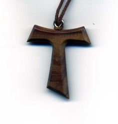 The Tau, sign of the Secular Franciscan