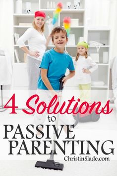 Seeing some of the dangers in passive parenting was enough motivation for me to make a change. I hope these parenting tips on passivity will offer some direction for you.
