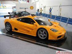 McLaren LM