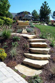 Rock Landscaping by Brandon Landscape - Pittsburgh's Landscape Design Specialists