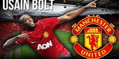 Usain Bolt will play for Manchester United in the match against Sevilla | enko-football