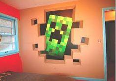 minecraft mural - Google Search | diy-home.info