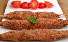 Kebab is a traditional dish of sliced meat, originating in the Middle East. There are different variations of the traditional kebab with different shapes and sizes. The below recipe is for vegan kebabs which has red kidney beans as the…