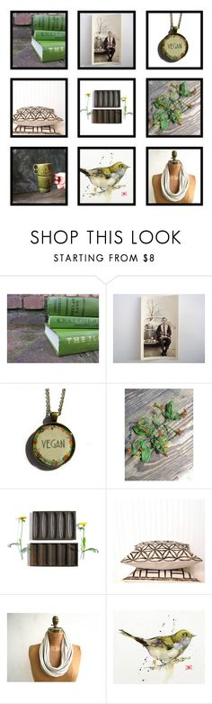 """Vegan"" by thefreshones ❤ liked on Polyvore featuring interior, interiors, interior design, home, home decor, interior decorating, thefreshones and etsyfresh"