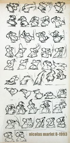    CHARACTER DESIGN REFERENCES   Find more at https://www.facebook.com/CharacterDesignReferences if you're looking for: #line #art #character #design #model #sheet #illustration #best #concept #animation #drawing #archive #library #reference #anatomy #traditional #draw #development #artist #how #to #tutorial #conceptart #modelsheet #animal #animals