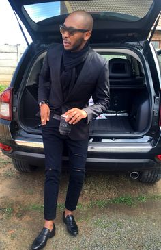 All black as always ⚫️
