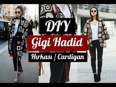 How to Crochet the G G Gorgeous Gal Cardigan - YouTube