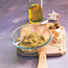 Oliven-Pesto