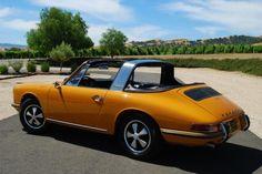 Porsche 911 S Soft-Window Targa - 1967 - Picture 13FR904161613916