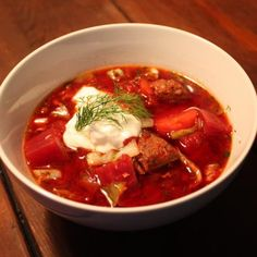 Russian Borscht Recipe - Food.com - 440516