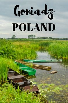 Located three hours northeast of Warsaw in the Biebrza National Park, Goniadz, Poland is a small town worth visiting for the day. #poland #europe #goniadz #nationalpark #outdoors