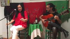 Luisita de Huelva (garrotin) 3/7/2016 guitarrista Pablo García