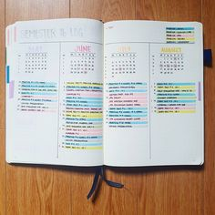 "@bujo.diaries auf Instagram: ""Summer school, anyone? ⛱️Being in nursing flex sadly means no breaks for me. There was just so much…"""