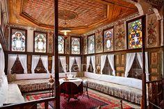 19th century aristocrat's room