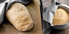 Det perfekta receptet att baka när din surdeg väl är färdig! Behöver du tips på hur du förbereder din surdeg så följ länken i receptet så förklarar vi hur du gör.