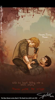 Please Tommy Please by spider999now on deviantART